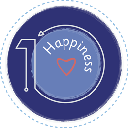 Happiness values icon